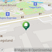 Kort Hotel LEGOLAND® Billund, Danmark