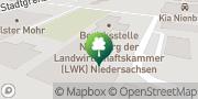 Karte S&L Consulting und Golf GmbH Nienburg (Weser), Deutschland