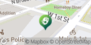 Map Inmate-Connection Los Angeles, United States