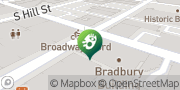 Map NeueHouse Bradbury Los Angeles, United States