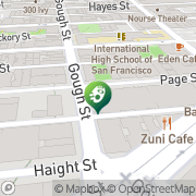 Map Textsxorts San Francisco, United States