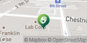 Map SoulmateWave Philadelphia, United States