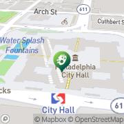 Map  Ran'd Shine - Magician in Philadelphia Philadelphia, United States