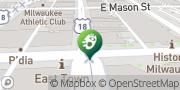 Map Escape the Room Milwaukee Milwaukee, United States