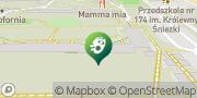 Mapa Rektrut Asg Shop Andrzej Górny Poznań, Polska