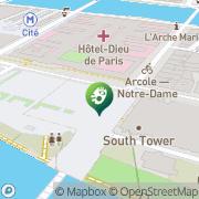 Carte de 1-casinosenligne Paris, France