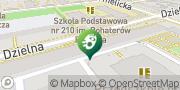 Mapa Sofi Sp. z o.o. Warszawa, Polska