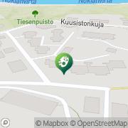 Kartta Matikainen Pertti Juhani Tmi Nokia, Suomi