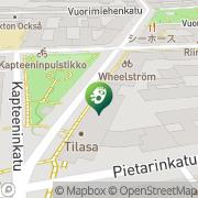 Kartta Kaunis Klaara Helsinki, Suomi