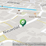 Kaart Artstock Lochem, Nederland
