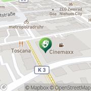 Karte MyArtPlace - Kunst online kaufen & mieten Hamm, Deutschland