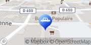 Carte de Parking Indigo Arcachon Centre Ville - Plage Arcachon, France