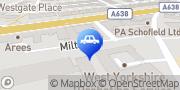 Map Geek Mechanics Wakefield Wakefield, United Kingdom