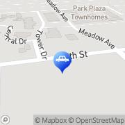 Map Houser Auto Sales Odessa, United States
