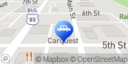 Map Carquest Auto Parts Fort Lupton, United States