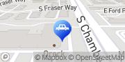 Map Ken's Auto Service, Inc. Aurora, United States
