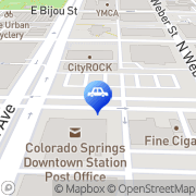 Map Anthony Towing LLC Colorado Springs, United States