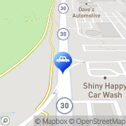 Map In-n-Out Car Wash Aurora, United States