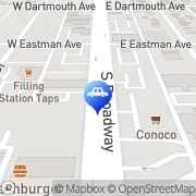 Map Signature Motors Englewood, United States