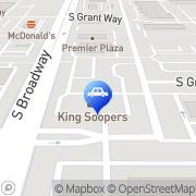 Map Pride Auto Care Littleton, United States