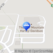 Map Thunder Mountain Harley-Davidson Loveland, United States