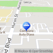 Map Complete Auto Glass Thornton, United States