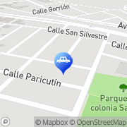Map Totally Independent Toyota Service By Performance Edge Auto San Marcos, Mexico