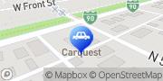 Map Carquest Auto Parts Livingston, United States