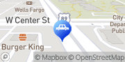 Map Taysom Tire Muffler & Auto Repair Orem, United States