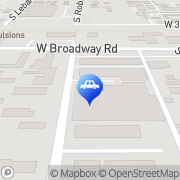 Map Accurate Automotive Mesa, United States