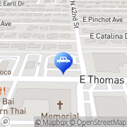 Map Discount Brake Tune & Lube Phoenix, United States
