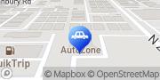 Map AutoZone Auto Parts Phoenix, United States
