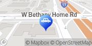 Map George's tire Shop Phoenix, Az Phoenix, United States