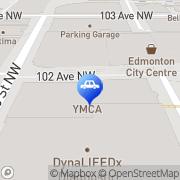 Map SP+ Parking - CLOSED Edmonton, Canada