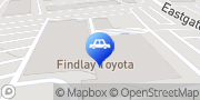 Map Findlay Toyota Henderson, United States
