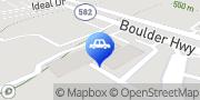 Map Carquest Auto Parts Las Vegas, United States