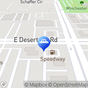Map Postnet Postal and Business Service Las Vegas, United States