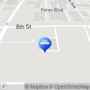 Map Bystrom Jack Automotive Rancho Cucamonga, United States