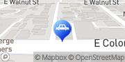 Map Carstar Douglas Auto Body & Paint Pasadena, United States
