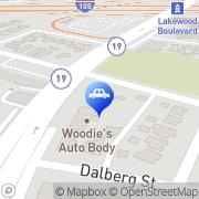 Map 562 Auto Exchange Bellflower, United States