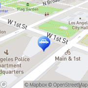 Map Flatbed Towing Los Angeles, United States