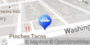 Map Culver Automotive Culver City, United States