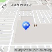 Map Sears Auto Center Merced, United States
