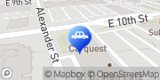 Map Carquest Auto Parts Gilroy, United States