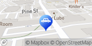 Map Big O Tires Walnut Creek, United States