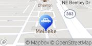 Map Meineke Car Care Center Bremerton, United States