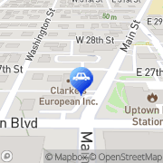 Map Fifth Gear Automotive Vancouver, United States