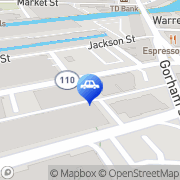 Map SIM'S DRIVING SCHOOL Lowell, United States
