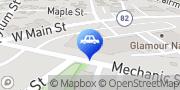 Map Advance Auto Parts Norwich, United States