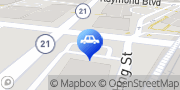 Map SP+ Parking Newark, United States